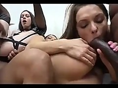 For Women White wife on her knees sucking black man real good