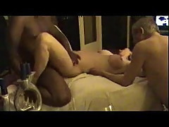 Real German slut wife enjoy black stud PART 2