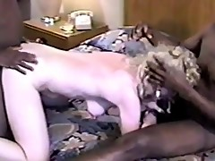 InterracialPlace.org - 2 Married old school white wifes with some blacks