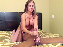 Hot Sexy MILF Love Big Black Cock