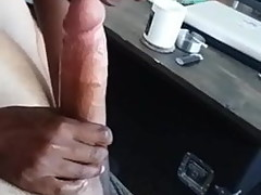 Ebony Wife Sucking BWC