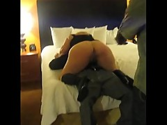 Slut Wife does Lap Dance for a couple of guys she met in Club Skye