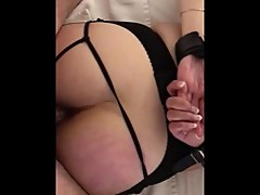 Fucking my girlfriend with a cock ring