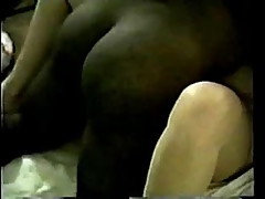 White Wife's Kinky Retro Black Gangbang 2