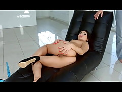 Nympho wife enjoy hardcore fuck casting