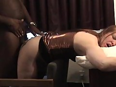 Redheaded Girlfriend Takes a Big BBC All the Way
