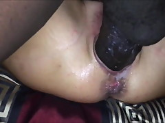 RELOAD COMBINED - Segment of Wifes Thick BBC Wet Squirting