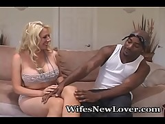 Wife'_s Mind Explodes With Excitement