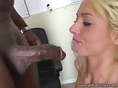 Ebony Stud Goes Full Anal With Slut White Wifey