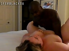 BBW HOTWIFE TAKES BBC AT SWINGER'S PARTY