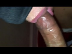 Sexi Desi Anaya- Kissing and Sucking a big dick