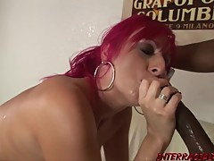 Kinky Wife Raven Loves A Hard BBC