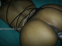 SEXY REDBONE WIFE PUSSY QUEEF ON HUSBANDS BBC