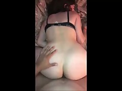 Amateur big butt cheating wife PAWG