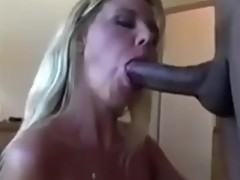 Beautiful Blonde Wife with BBC Bull